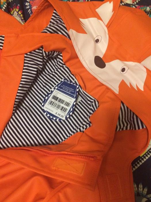 Fisherman's Fox Jacket