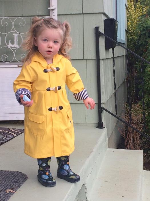 Children's Fisherman's Jacket