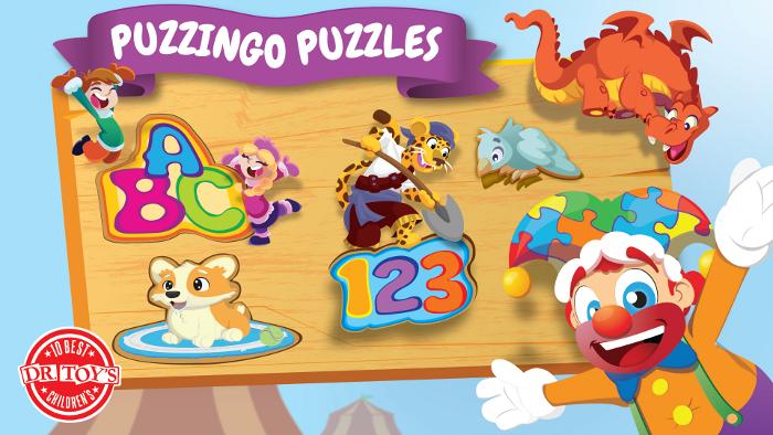 Puzzingo Puzzles