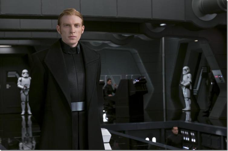 The Last Jedi General Hux