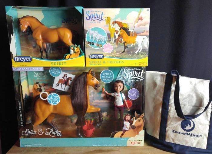 Spirit toys