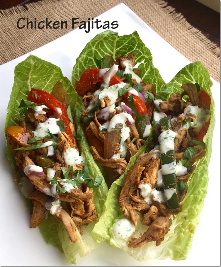 ChickenFajitas