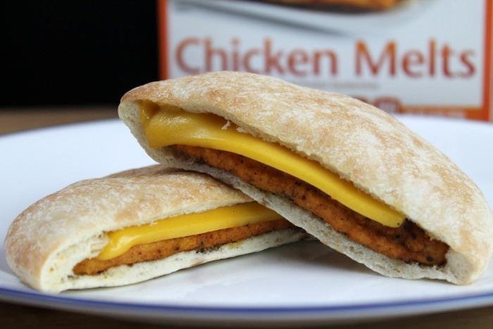 Sandwich Bros Chicken Melts