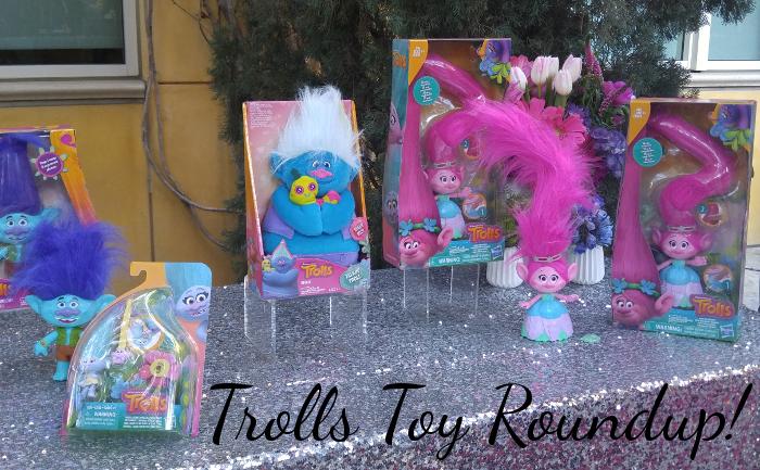 Trolls Toy Roundup!