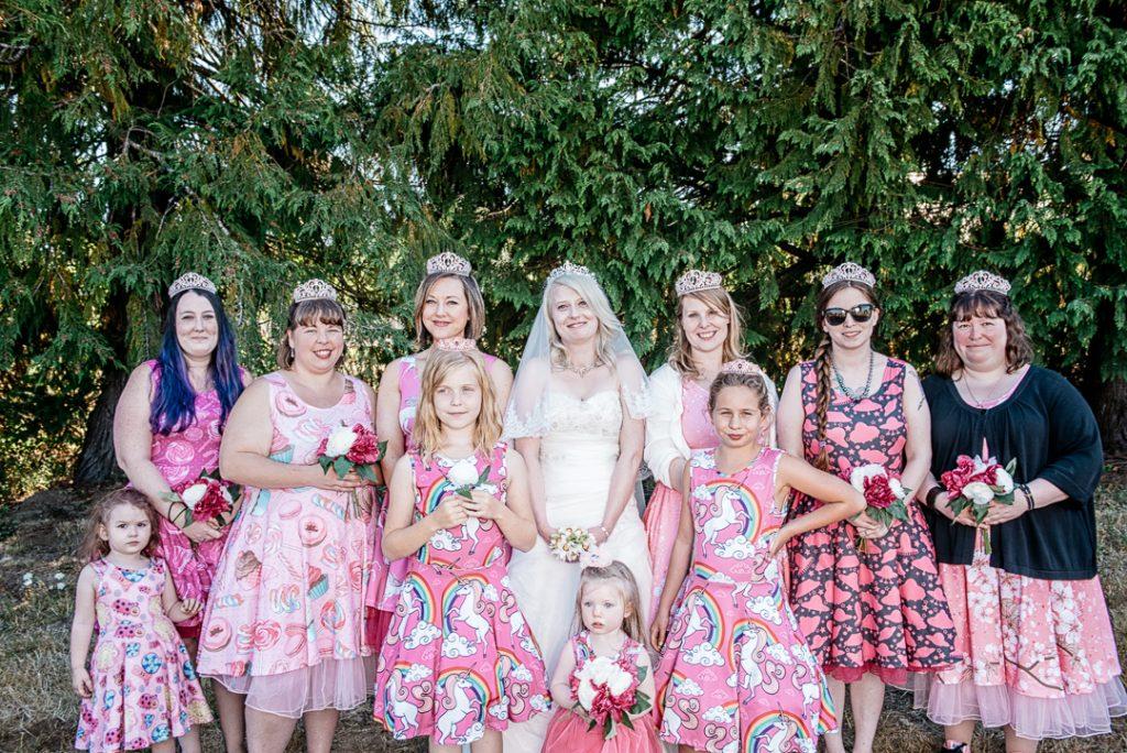 Beeb's Bodacious Bridesmaids!