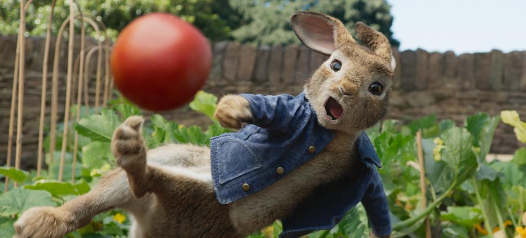 A Kid's Review of The Peter Rabbit Movie #PeterRabbitMovie - MomStart
