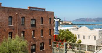 Family Underwater Adventures Hotel Package In San Francisco