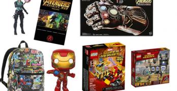 Marvel's Avengers Infinity War $300 Giveaway #InfinityWar #THBGiveaway