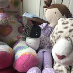 Peace Of Mind: Panasonic Long-Range Baby Monitor Giveaway