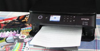 Epson Expression Premium XP-6000: Video Review