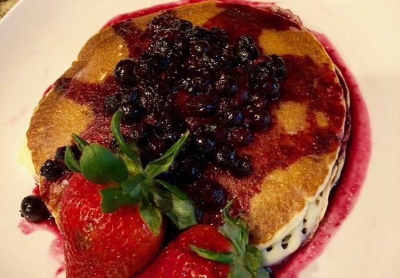 Keto Ricotta Pancake Recipe