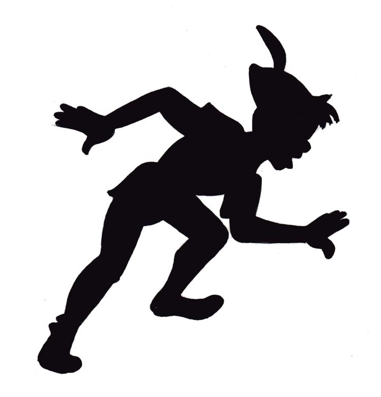 Peter Pan Shadow