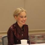 Emilia Clarke Tells All In Solo Interview