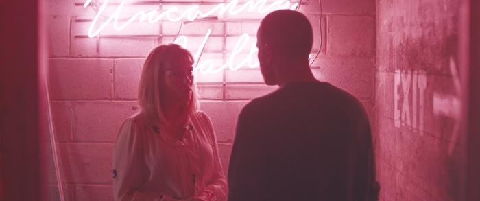 Ewan McGregor and Lea Seydoux as Cole and Zoe