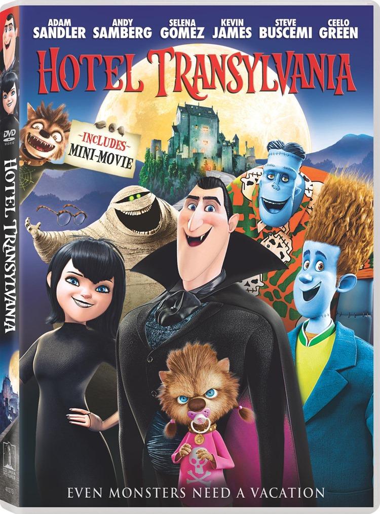 Hotel T DVD art