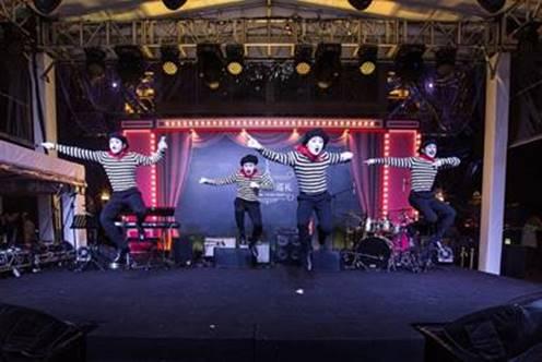 Sands Resorts Macao Joie De Vivre Festival