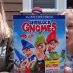 Sherlock Gnomes Activities & Movie Night