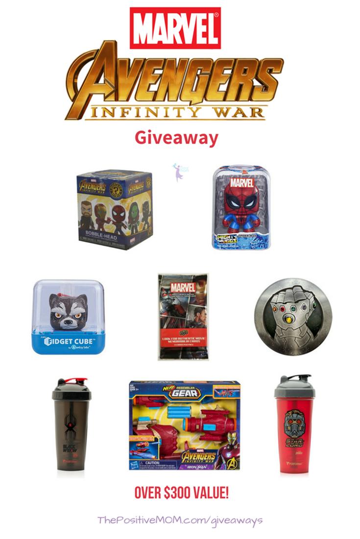 infinity war giveaway