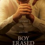Boy Erased Trailer & Teaser Art #BoyErased