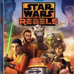Star Wars Rebels Season 4 Blu-Ray Release & Extras