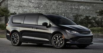 Experience America's First Hybrid Minivan at Sea Fair