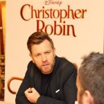 Ewan McGregor is Christopher Robin