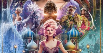The Nutcracker and the Four Realms Activity Sheets #DisneysNutcracker