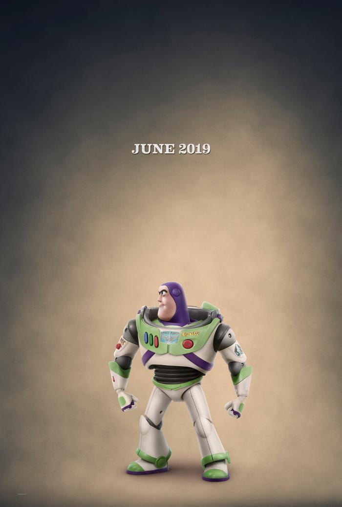 Buzz Lightyear Teaser Poster