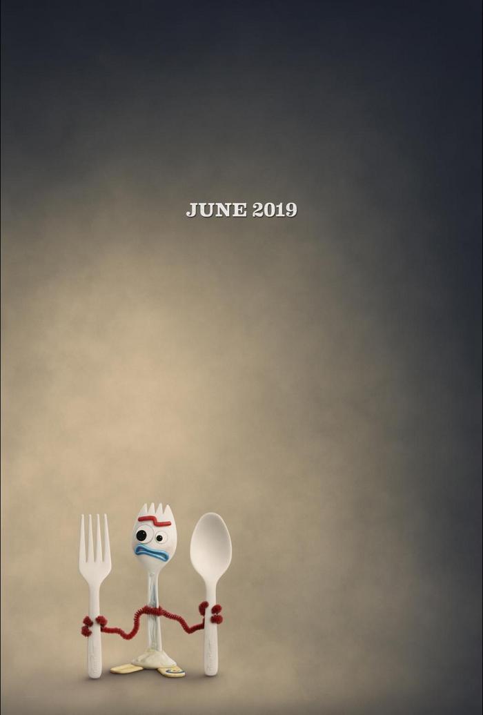 Forky Teaser Poster