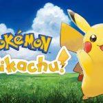 Pokémon: Let's Go, Pikachu and Eevee! #PokemonLetsGo