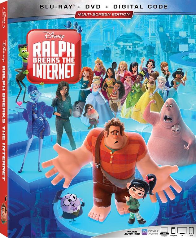 Ralph Breaks The Internet: How To Lounge Like a Princess