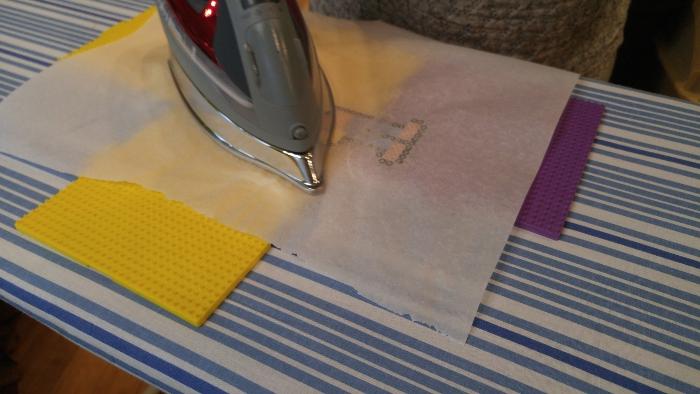 Ironing Felix