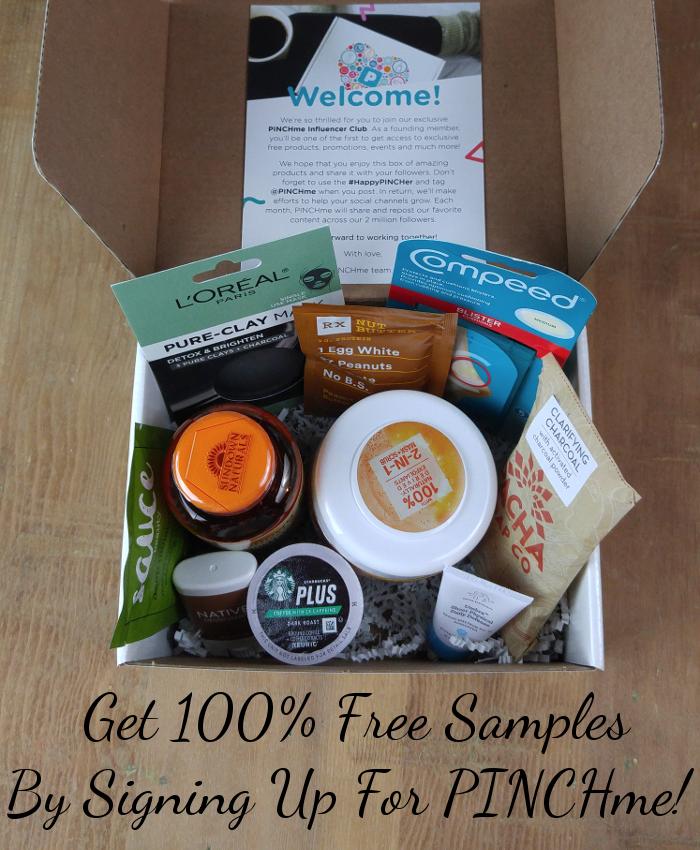 Get free samples