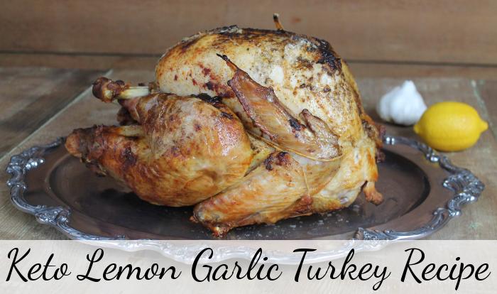 Keto Lemon Garlic Turkey: Your Best Thanksgiving Bird Ever Thanks to Topsy Turkey (Plus Giveaway!)